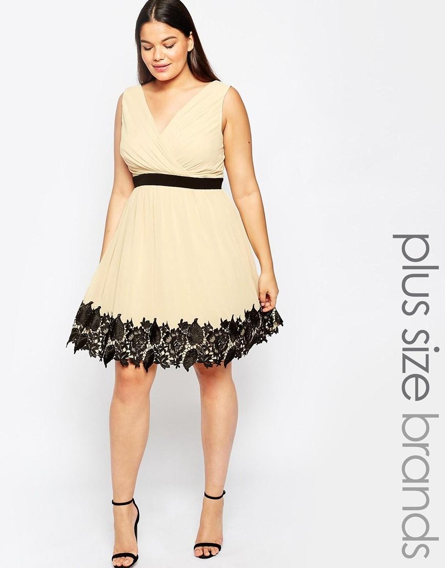 66bb463af6 A tökéletes alkalmi ruha minden nőnek jár! | Plus Size